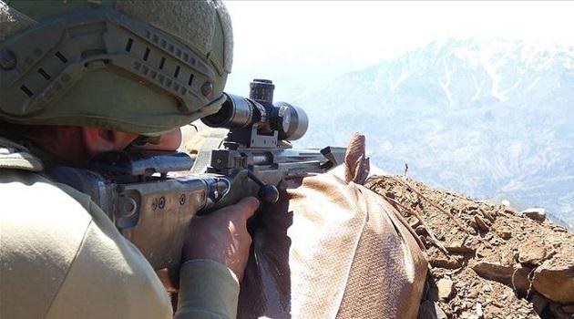 Kuzey Irak'ta 3 asker şehit oldu, 7 asker yaralı