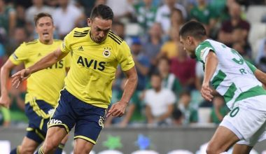Bursaspor – Fenerbahçe: 2-1