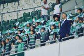 İstanbul ışıklarına aldanmış çocuklara Bursaspor'u anlatamazsın!