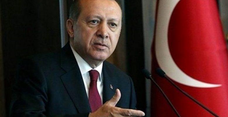 Cumhurbaşkanı Erdoğan'dan bomba cevap