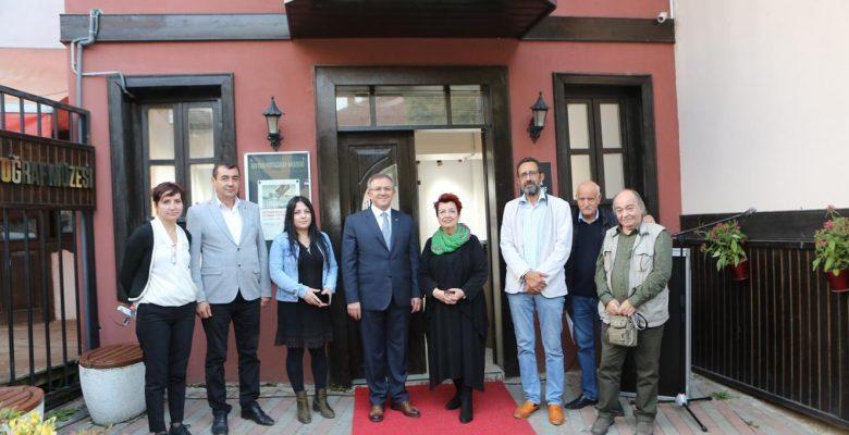 Türkiye'nin Fotoğrafları Misi'de…