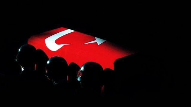 Şehidin var Türkiye'm