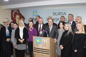 """""""Bursa'da Siyaset Anlayışını Kökten Değiştirdik!"""""""
