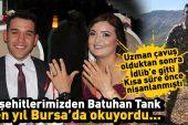 Ateş Bursa'ya Düştü