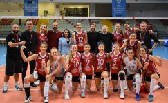 Nilüfer'den Beşiktaş'a Çelme