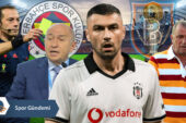 Şampiyonluk Kupası'nı Başakşehir kaldırdı, Fenerbahçe konuşuldu…
