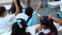 Bursa'da minik öğrenciler için ilk ders zili çalıyor