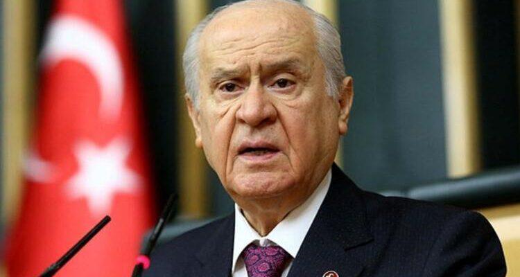 MHP Genel Başkanı Bahçeli, TBMM grup toplantısında konuştu