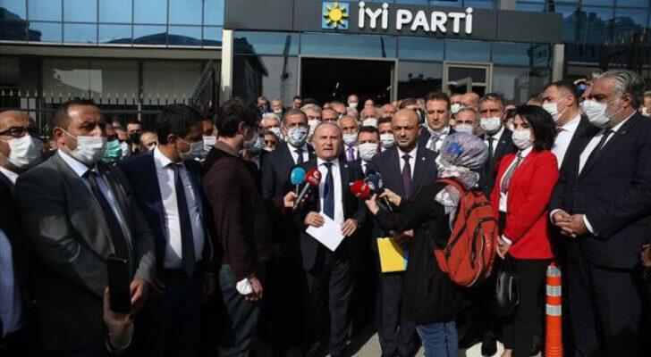 İYİ Parti teşkilatlarından Ümit Özdağ için ihraç talebi