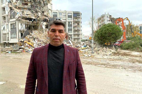 İzmir'i vuran depremin ardından moloz çıkmazı