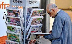Hafta sonu gazeteler çıkmayabilir!