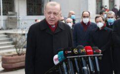 Erdoğan'dan aşı sonrası 'yan etki' açıklaması!