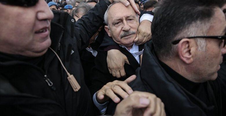 Kılıçdaroğlu'na saldırı soruşturmasında sıcak gelişme