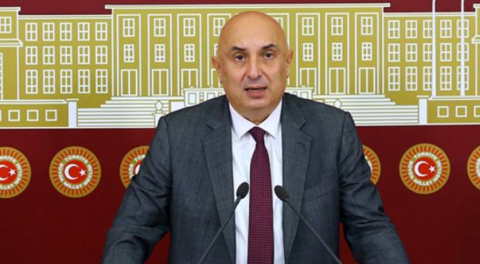 Özkoç: Öcalan istediği için mi HDP'yi kapatıyorsunuz?