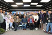 Uluslararası Dijital Medya Derneği Genel Kurulunda Adil Koçalan Başkan Seçildi