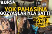 Bursa'da dükkanı yıkıldı, antikalarını gözyaşlarıyla sattı