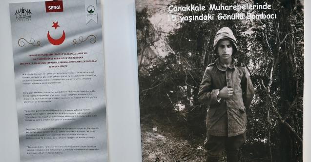 Osmangazi'den 18 Mart'a özel sergi