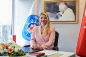 TÜGİAD'a ilk kadın Başkan Bursa'dan! Genel Kurul'a TBMM Başkanı Mustafa Şentop da katıldı