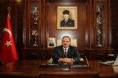 """Canpolat'tan """"Bursa'nın Fethinin 695.Yıl Dönümü"""" mesajı"""
