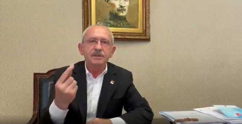 """Kılıçdaroğlu'ndan AK Partili belediyelere büfe tepkisi: """"Bir dilim ekmeğe savaş açtılar"""""""