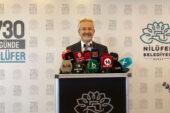 Nilüfer'in performansı…Başkan Erdem geride kalan 2 yılı değerlendiriyor