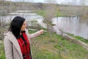 Tarlalar sular altında…CHP'li vekilden Nilüfer Çayı tepkisi!