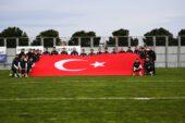 Bursaspor'dan 23 Nisan kutlaması