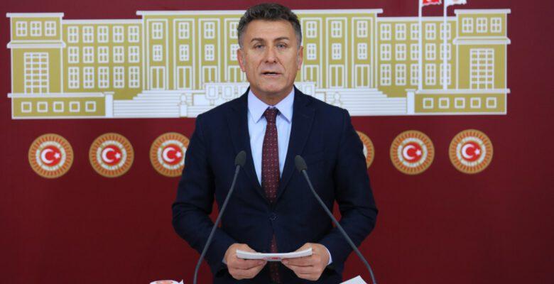 Sarıbal'dan 'insan kaçakçılığı' önergesi