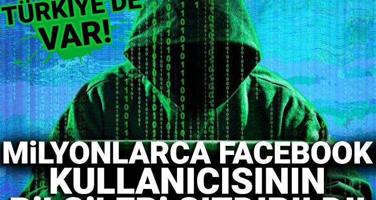 Milyonlarca Facebook kullanıcısının bilgileri sızdırıldı