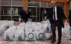 Yenişehir Belediye Başkanı Aydın'dan hasta ailelere tam destek