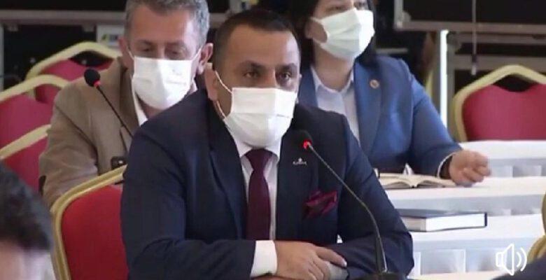"""""""VALİYE SESLENİYORUM; LEBALEB TOPLANTI YAPIYORUZ BİZE CEZA KES"""""""