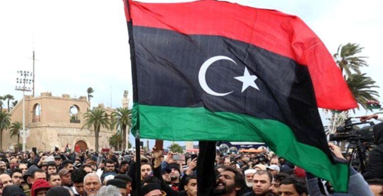 Libya'nın güvenliği, istikrarı, egemenliği toprak bütünlüğünü savunuyoruz!