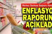 Kavcıoğlu: Enflasyonun 2021 yıl sonunda yüzde 12,2 olarak gerçekleşeceğini tahmin ediyoruz