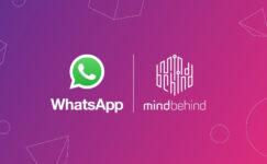 MindBehind, WhatsApp'ın İşletme Çözümü Sağlayıcısı Oldu.