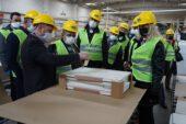 MEB'in Ar-Ge Merkezi Çalıştayından Weltew Home Fabrikasına Ziyaret