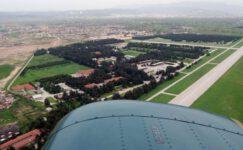 Hedef, havacılık üssü Bursa: