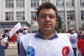 Kolunda Damar Yolu ile Çalışan Hekime Yapılan Saldırıya Türk Sağlık Sendikası'ndan Kınama!