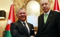 Erdoğan'dan Mescid-i Aksa için kritik görüşme