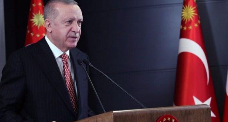Erdoğan'dan Filistin çağrısı