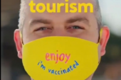 Kültür ve Turizm Bakanlığı'ndan 'aşılıyım' reklamı