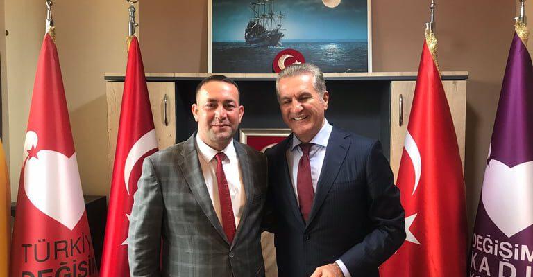"""Türkiye Değişim Partisi'nden İsrail Terörüne Sert Tepki """"Akan Kanı Durdurun!"""""""