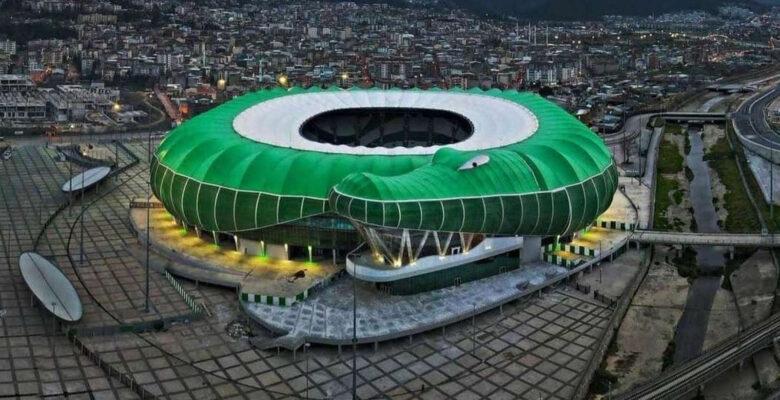 Yeşil-beyazlılardan Timsah Arena çağrısı
