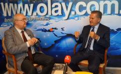 Sarıgül siyasi anlayışlarını Olay'da açıkladı: TDP neyi değiştirecek?