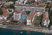 BİR MARMARİS EFSANESİ  Emre Beach Otel ve Emre Otel