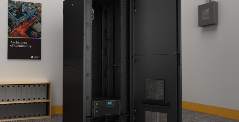 Vertiv, EMEA Bölgesi'nde Sınır Bilişime Özel Yeni Tak ve Çalıştır Mikro Veri Merkezi Sistemini Tanıttı