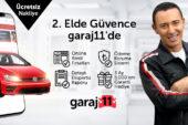 n11.com garaj11'in yeni reklam kampanyası için Mustafa Sandal ile anlaştı!