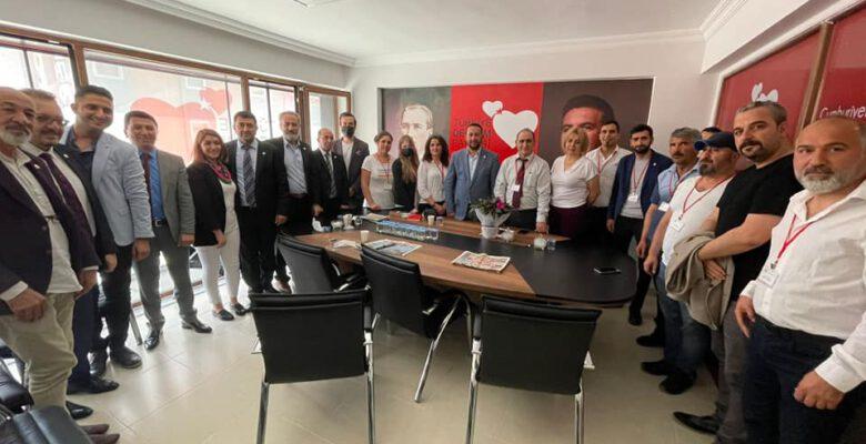 """Değişim'de Bıçak Sırtı Geçen Kongrede Yükselen Ses; """"Türkiye Değişim'e Hazır mısın!"""""""