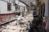 TSK'dan hastaneyi vuran teröristlere cezalandırma atışı