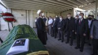 Bulgaristan Türklerinin öncü isimlerinden Osman Kılıç'ın cenazesi toprağa verildi