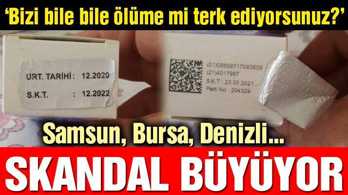 Samsun, Bursa, Denizli… Skandal büyüyor! 'Bizi bile bile ölüme mi terk ediyorsunuz?'